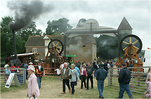 The Oast House Stationary Engine Museum during Preston Rally 2005