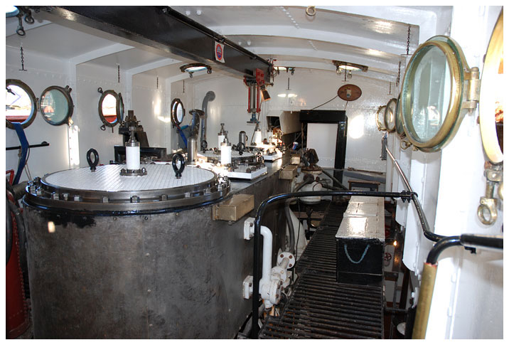 THE STEAM MUSEUM | Steam Tug 'CERVIA'