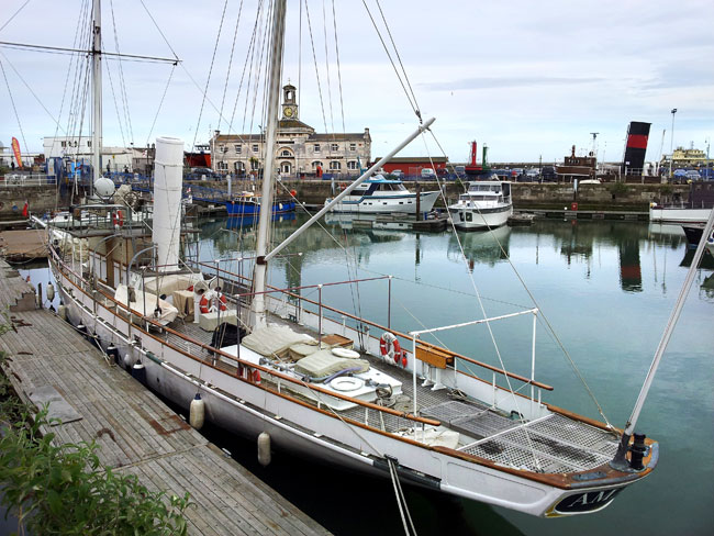 Click here to visit the Ramsgate Maritime Museum website...